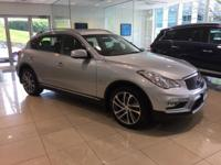 CLEAN CARFAX and INFINITI CERTIFIED. Deluxe Touring AND