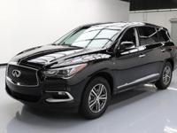 This awesome 2016 Infiniti QX60 4x4 comes loaded with