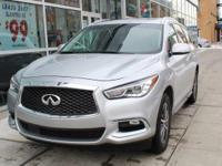 Come see this 2016 INFINITI QX60 . Its Variable