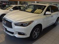 Get luxury for less with the used 2016 INFINITI QX60 in