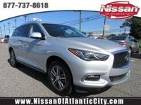 Check out this 2016 INFINITI QX60 4DR AWD. Its Variable
