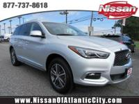 Look at this 2016 INFINITI QX60 4DR AWD. Its Variable