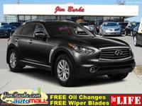 -CARFAX 1-Owner This 2016 Infiniti QX70 is a 100%