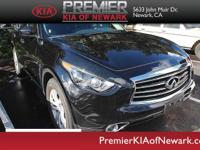 This 2016 INFINITI QX70 is offered to you for sale by