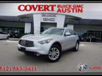 2016 INFINITI QX70 sport utility vehicle with excellent