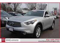 Check out this gently-used 2016 INFINITI QX70 we
