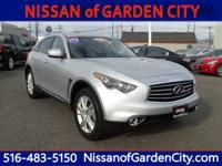 Snatch a score on this 2016 INFINITI QX70 4DR AWD