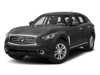 Options:  2016 Infiniti Qx70 Base|Moonlight