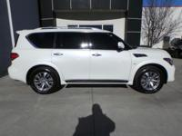 *This 2016 Infiniti QX80 Base will sell fast