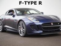 F-TYPE R!!!  AWD  JUST ARRIVED  Options:  Navigation