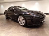 **CERTIFIED** This 2016 Jaguar F-TYPE R is being
