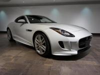 **CERTIFIED** This 2016 Jaguar F-TYPE S Coupe is