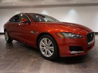 **CERTIFIED** This 2016 Jaguar XF Premium 35t is