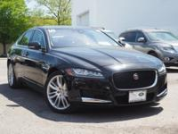 CARFAX One-Owner. Clean CARFAX. Black 2016 Jaguar XF