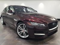 This 2016 Jaguar XF 35t R-Sport is featured in with