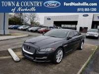 Treat yourself to this 2016 Jaguar XJL Portfolio, which
