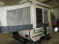 2016 Jayco Jay Series Sport 8SD 16 Foot Tent Camper