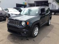 Introducing the 2016 Jeep Renegade! Ensuring composure
