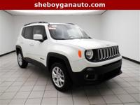 2016 Jeep Renegade Latitude Certified. Chrysler Group