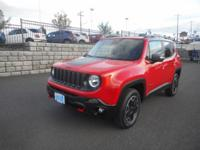 TRAILHAWK! Fun, Sporty With A Go Anywhere Attitude! 2.4