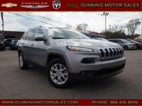 billet silver metallic clearcoat 2016 Jeep Cherokee