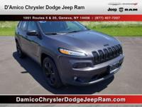 This Cherokee has less than 5k miles*** This car