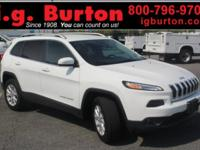 2016 Jeep Cherokee Latitude ***THIS VEHICLE IS