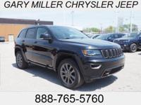 CARFAX 1-Owner, Jeep Certified, Excellent Condition,