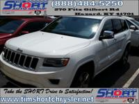 Bright White Clearcoat 2016 Jeep Grand Cherokee