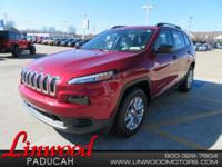 This 2016 Jeep Cherokee is a great pre-owned vehicle