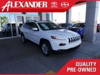 This 2016 Jeep Cherokee is offered to you for sale by