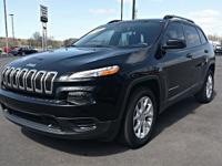Come see this 2016 Jeep Cherokee Sport before someone