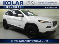 Cherokee Limited High Altitude, 3.2L V6, Bright White