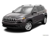Gy 2016 Jeep Cherokee Latitude 4WD 9-Speed 948TE
