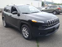 Introducing the 2016 Jeep Cherokee! Comfortable and