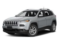 This 2016 Jeep Cherokee Latitude includes a power