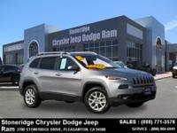 Options:  2016 Jeep Cherokee Latitude Sport