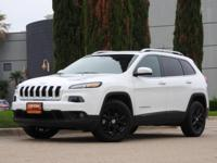 We are excited to offer this 2016 Jeep Cherokee. Your