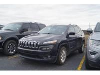 CARFAX One-Owner. Clean CARFAX.  2016 Jeep Cherokee