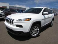 Options:  2016 Jeep Cherokee Latitude Fwd|Latitude 4Dr