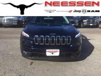 Introducing the 2016 Jeep Cherokee! Here's a vehicle
