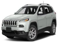 Options:  2016 Jeep Cherokee Latitude|2016 Jeep