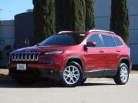 This 2016 Jeep Cherokee Latitude is proudly offered by