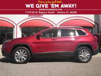 HERE'S A LOADED UP JEEP CHEROKEE LIMITED 4X4 WITH AN