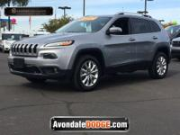 Scores 28 Highway MPG and 21 City MPG! This Jeep