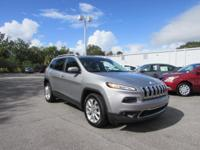 2016 Jeep Cherokee limited ** Luxury 4D Sport Utility