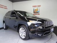 Options:  2016 Jeep Cherokee Limited 2Wd|Brilliant