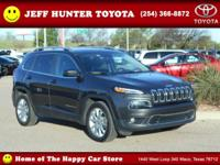 New Arrival! This 2016 Jeep Cherokee Limited will sell
