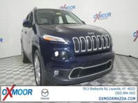 New Price! 2016 Jeep Cherokee Limited NEW AIR