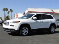 Options:  2016 Jeep Cherokee Limited Fwd|This Vehicle